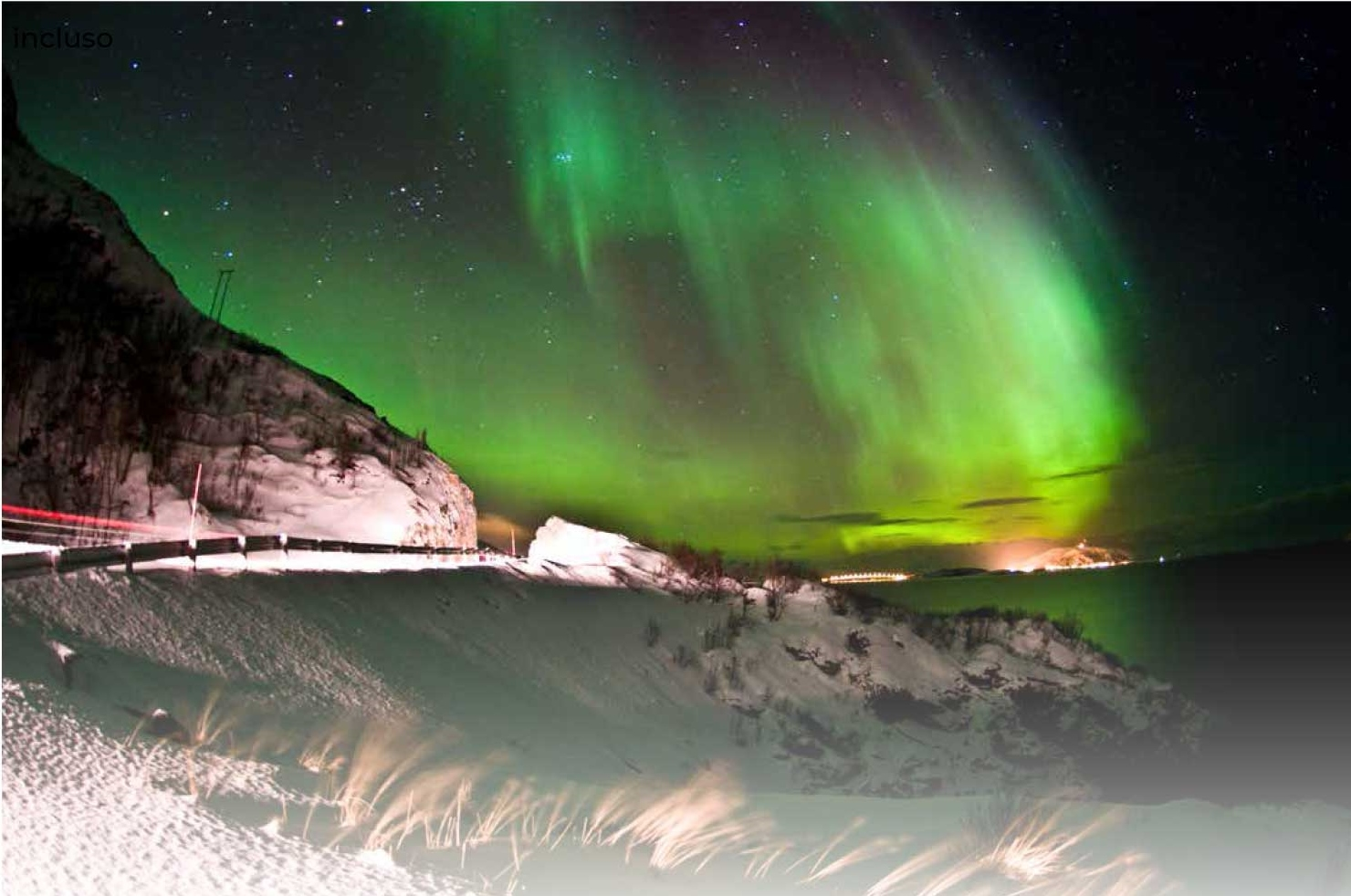 giver aurora boreale