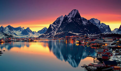 IL BAULE VOLANTE  - Norvegia