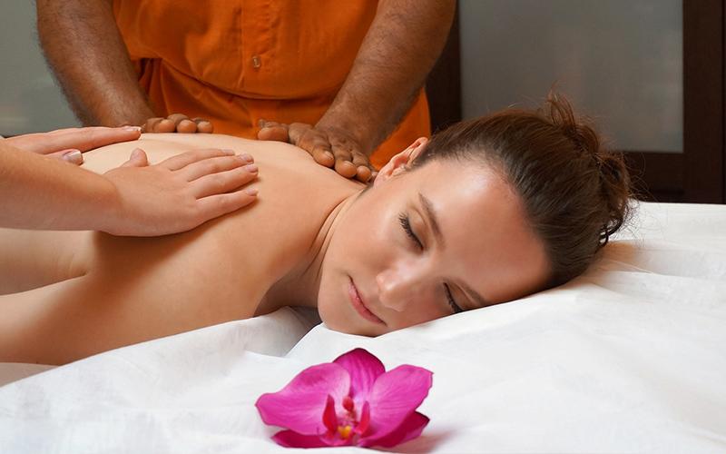 Anthurium Wellness - Massaggio schiena