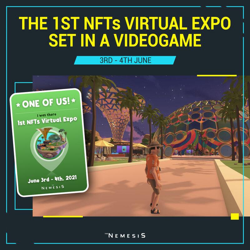 NFT Expo The Nemesis