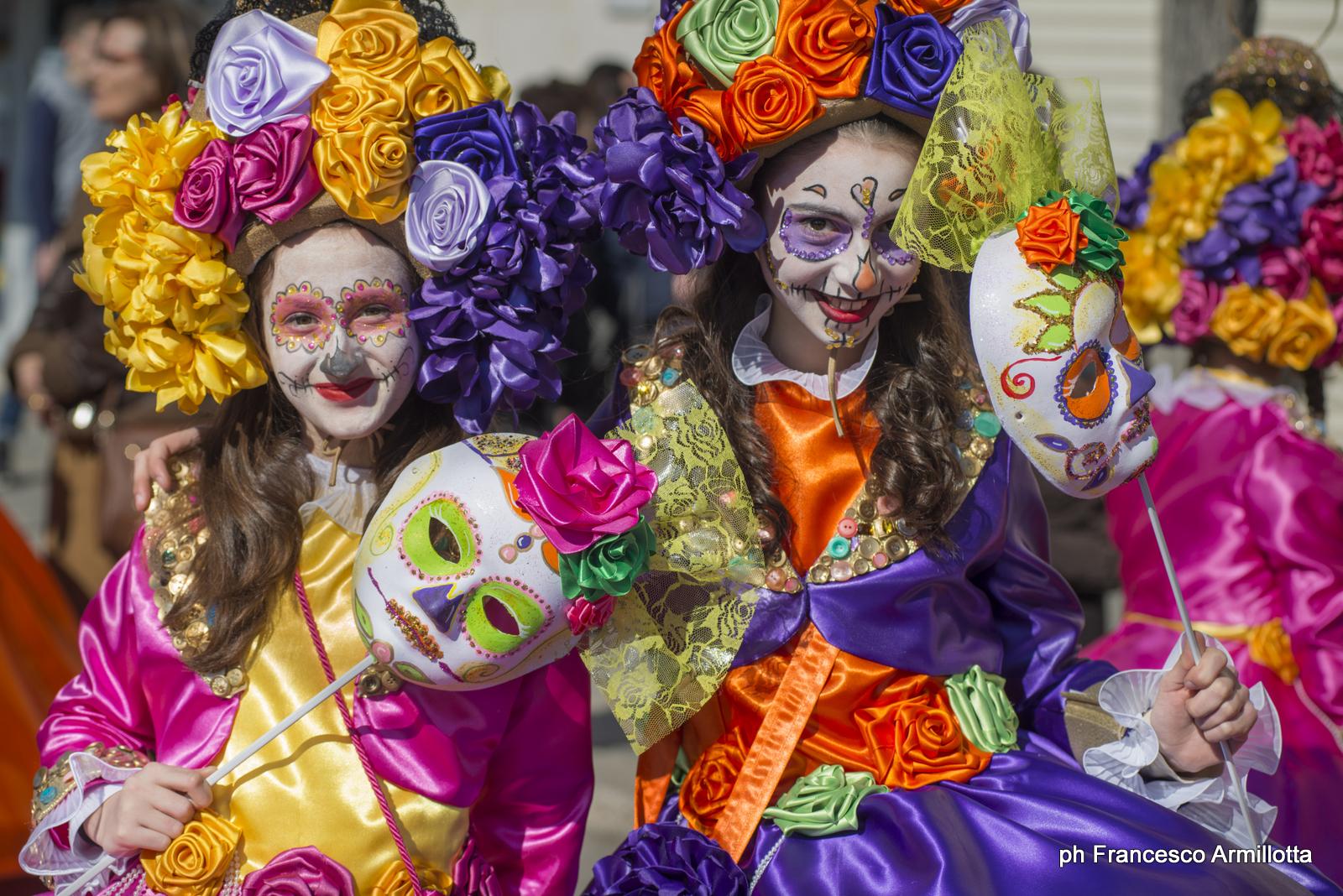 Carnevale di Viareggio 22 - 23 Febbraio 2020