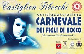 Carnevale a Castiglion Fibocchi - Domenica 9 Febbraio 2020
