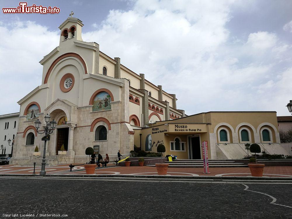 Benevento e Pietrelcina Domenica 29 Marzo 2020