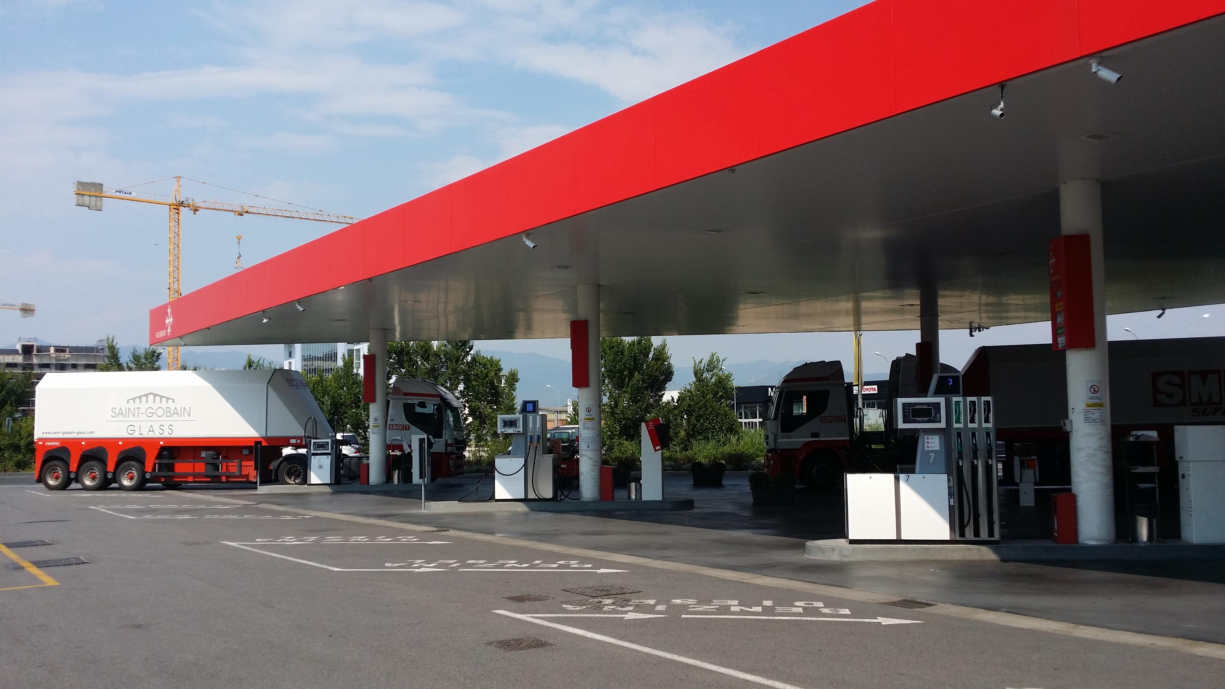 Distributori di carburante - aerocom