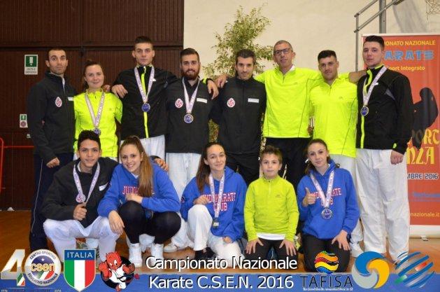 C.S.E.N. Campionato Nazionale 2016