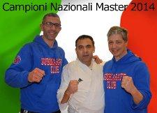 Campioni Nazionali Master 2014