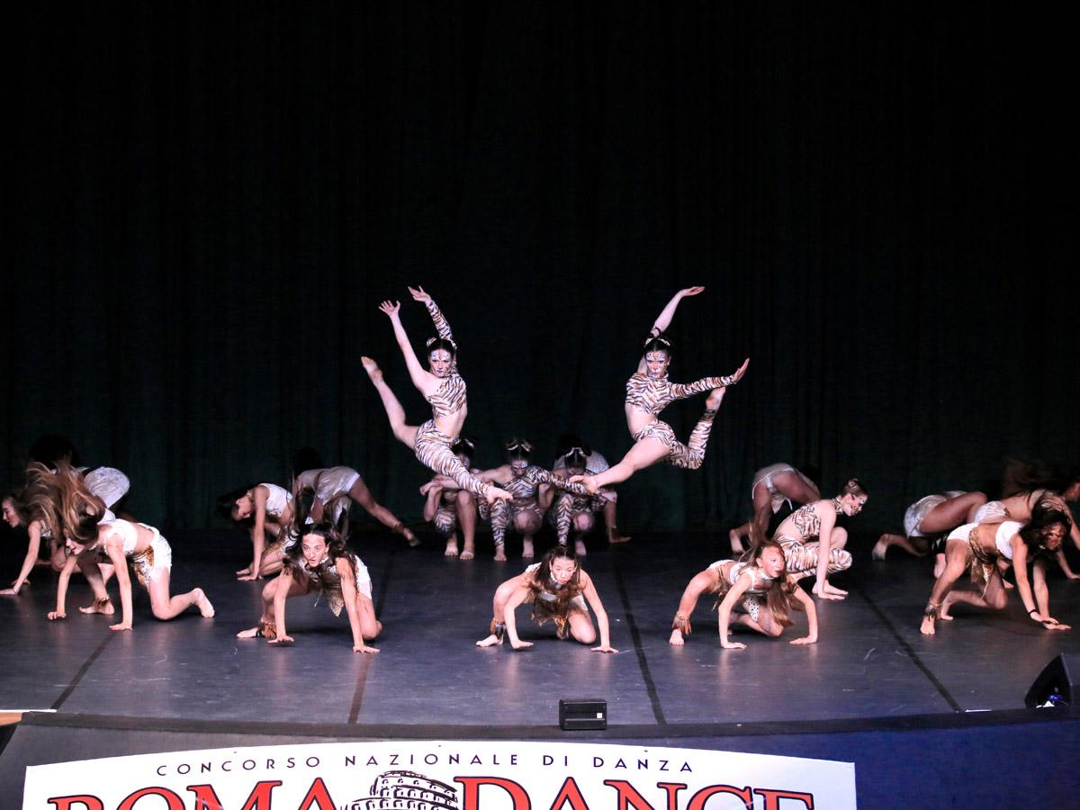 SANTINELLI DANCE  ACADEMY - ACRO DANCE