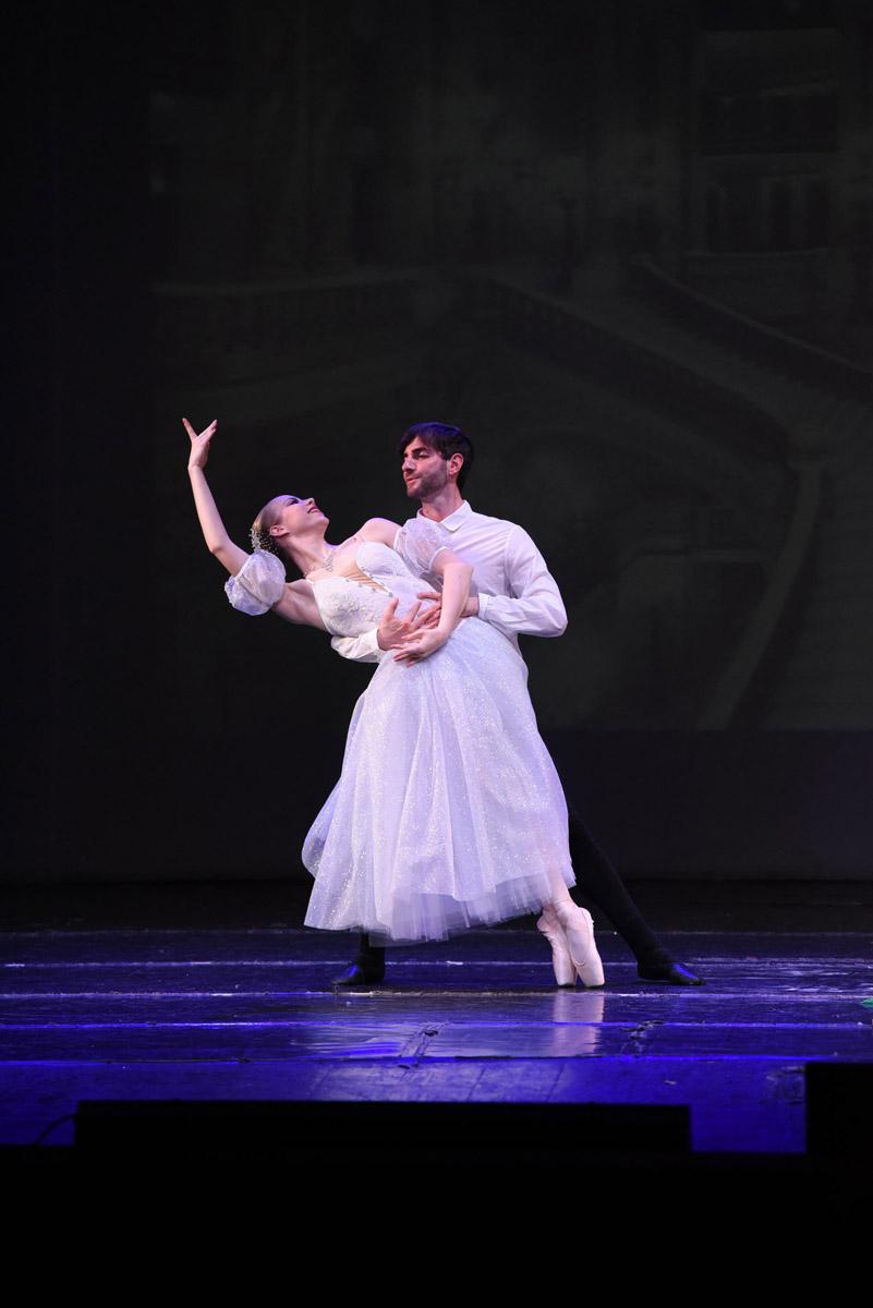 SANTINELLI DANCE  ACADEMY - DANZA CLASSICA