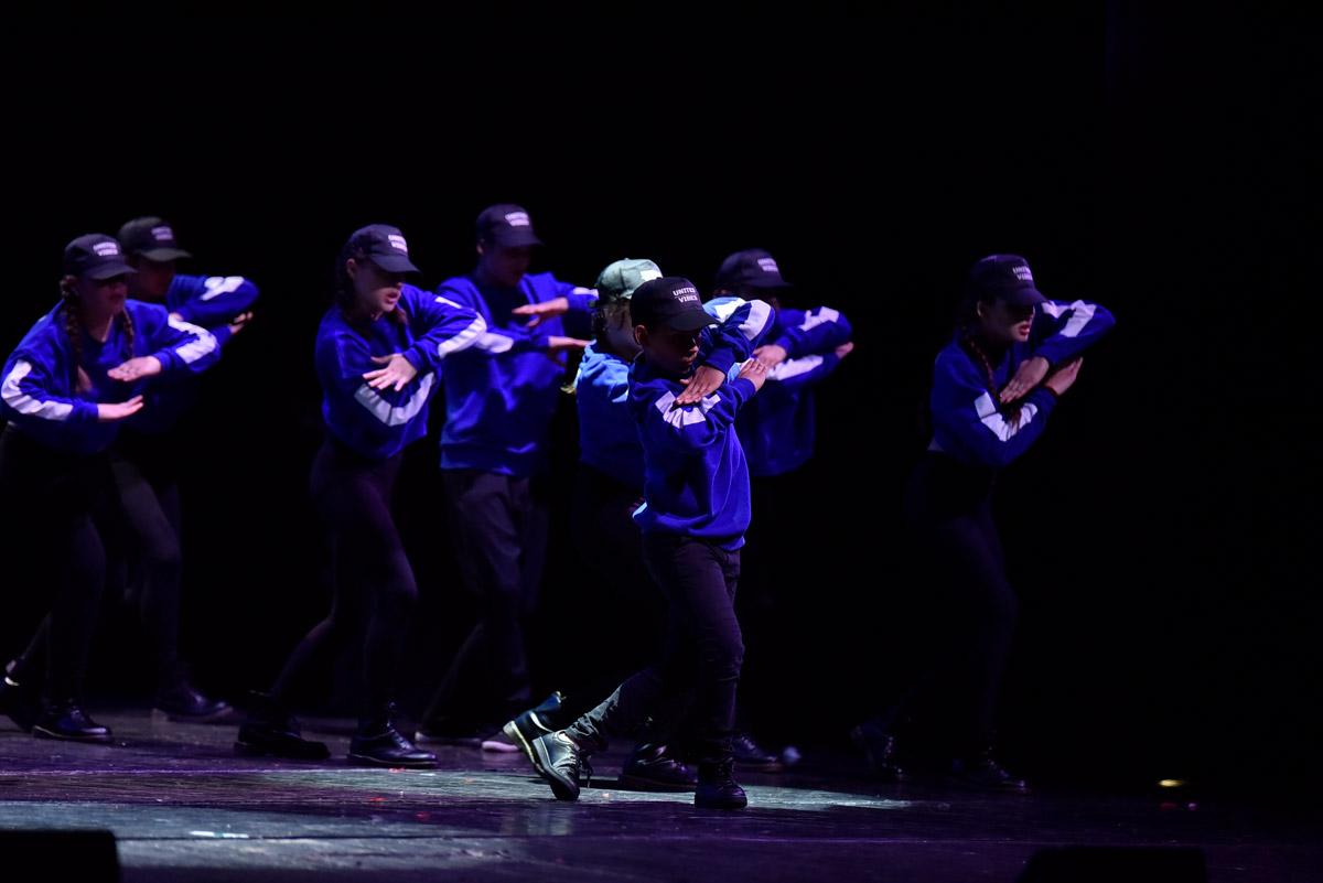 SANTINELLI DANCE  ACADEMY - URBAN DANCE