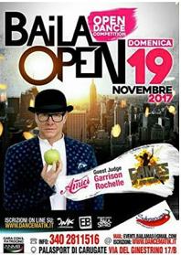 Baila Open Dance Competition