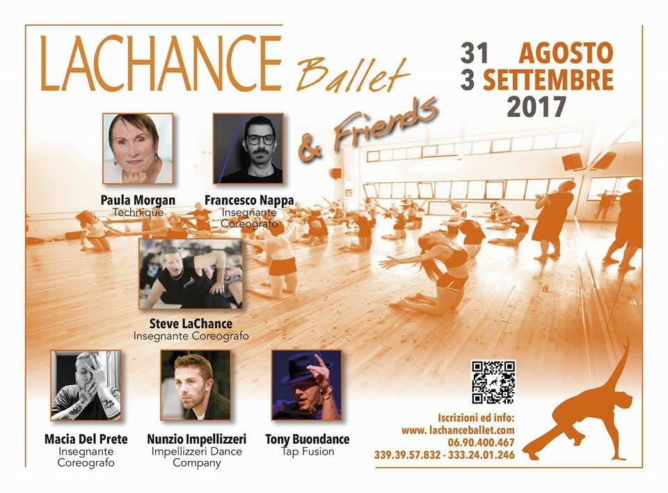 LACHANCE BALLET & FRIENDS