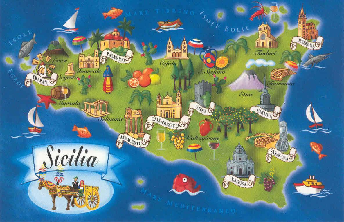Tour della sicilia orientale 2018 ad 42000 tour della sicilia orientale 2018 ad 42000 altavistaventures Gallery