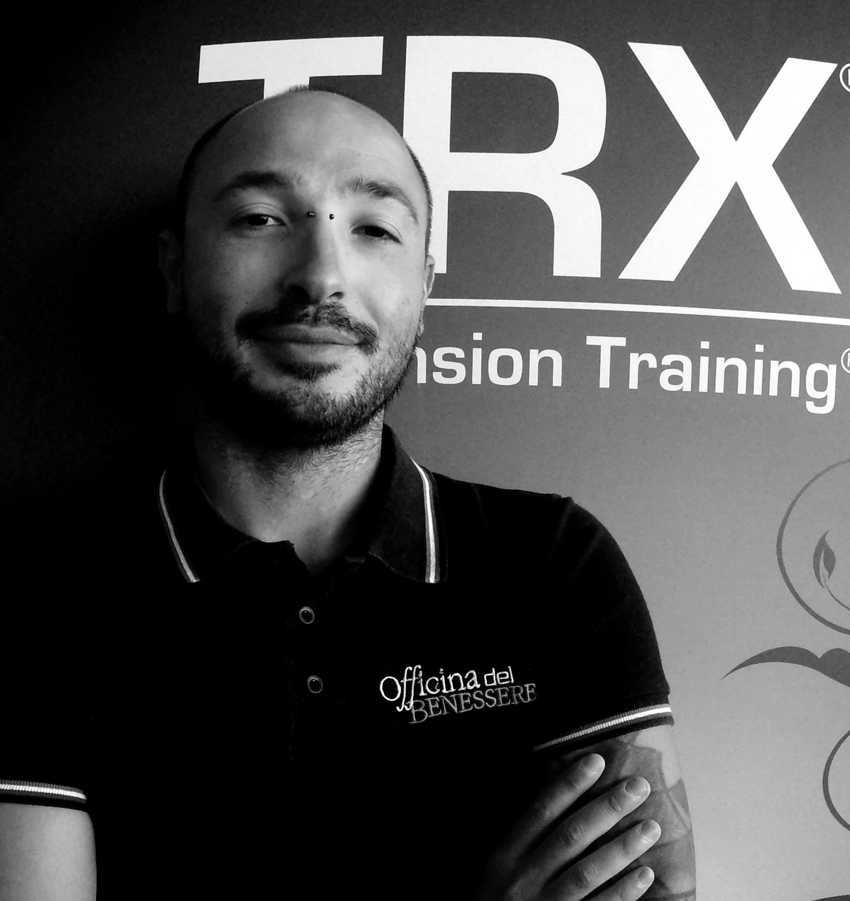 STEFANO LODIGIANI Scienze Motorie Personal Trainer Istruttore sala Istruttore functional training