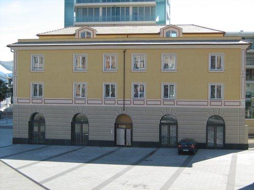 Via del Molo - Savona