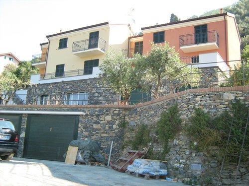 Via Porta d'Aia, Avegno (GE)