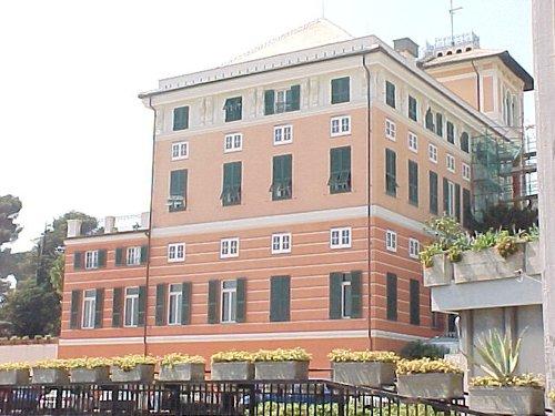 Villa Fuckel, Genova