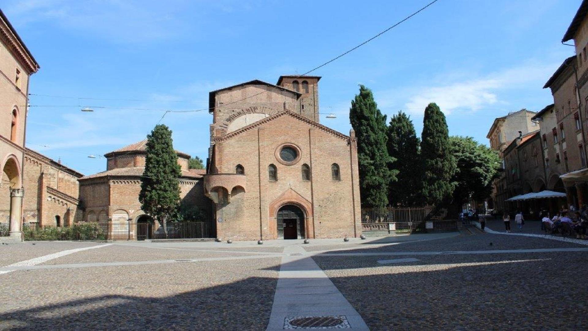 Bologna - Le 7 chiese S. Stefano