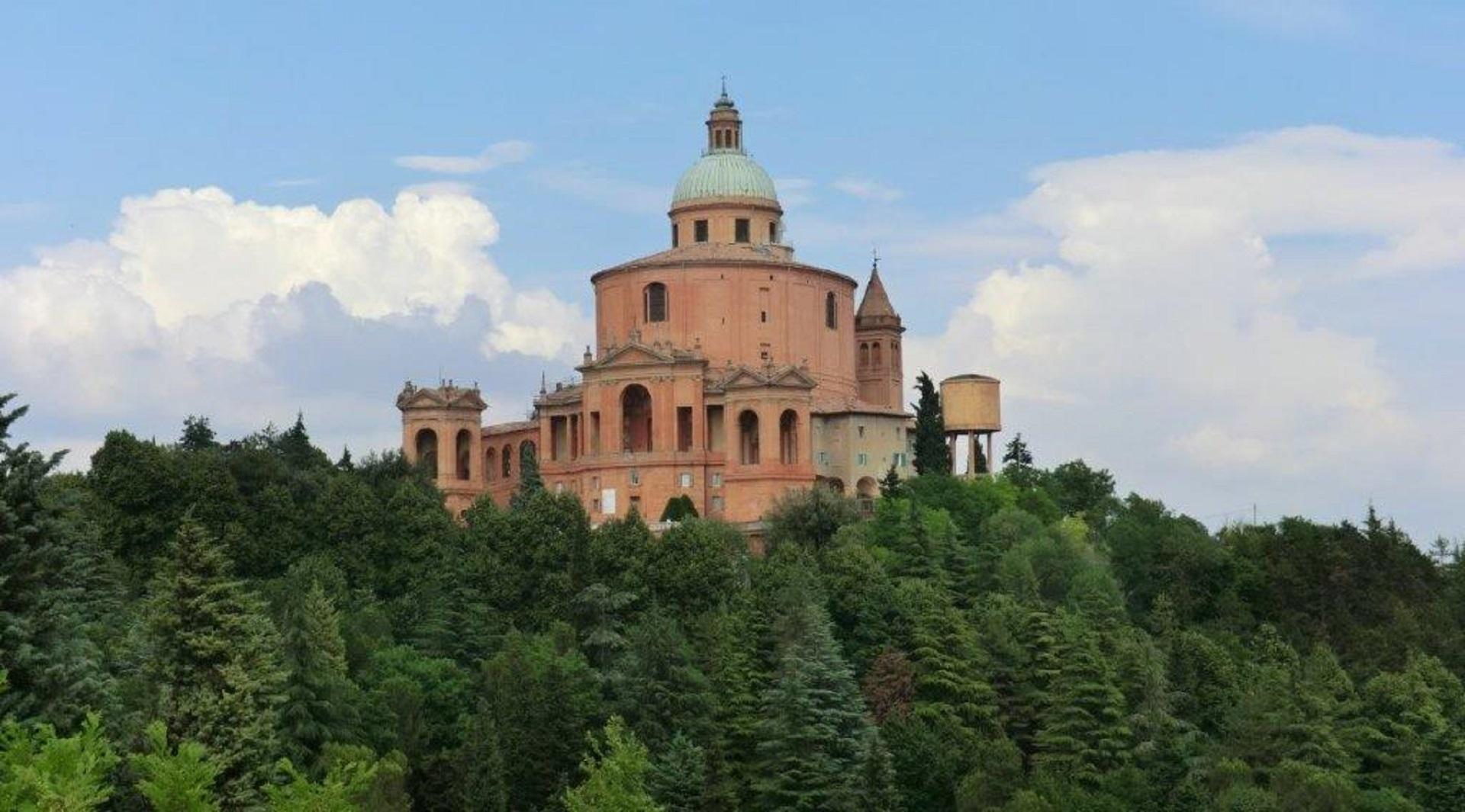 Bologna - Santuario di S. Luca
