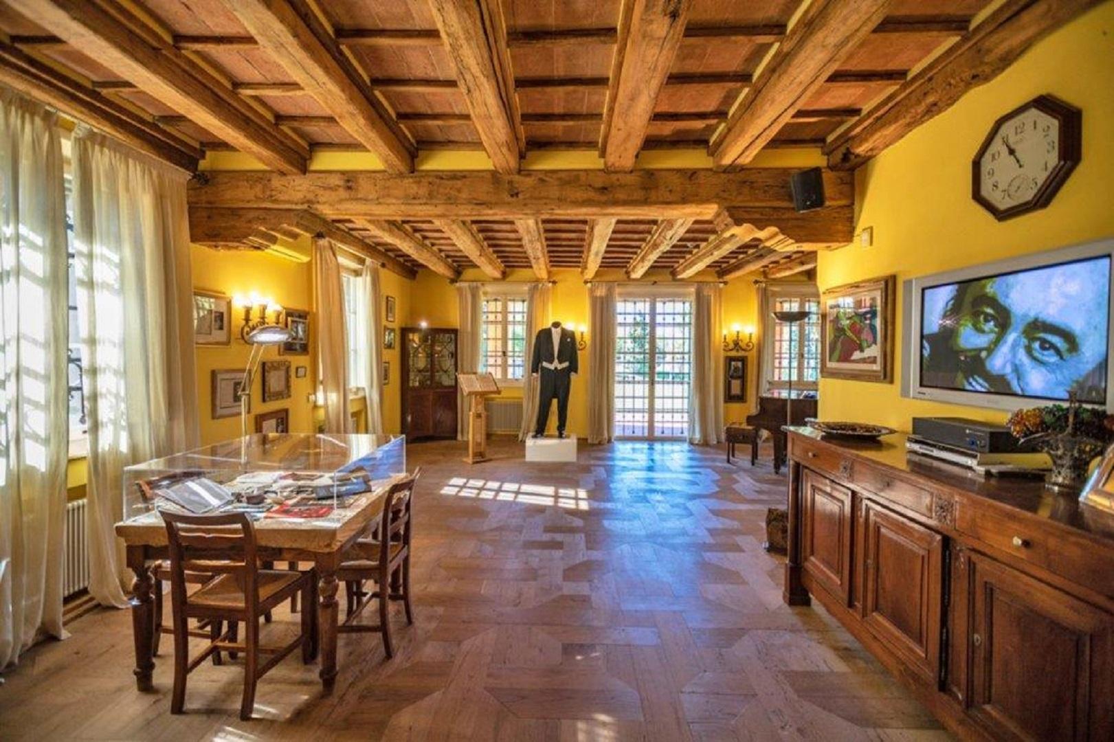 Luciano Pavarotti - la casa museo