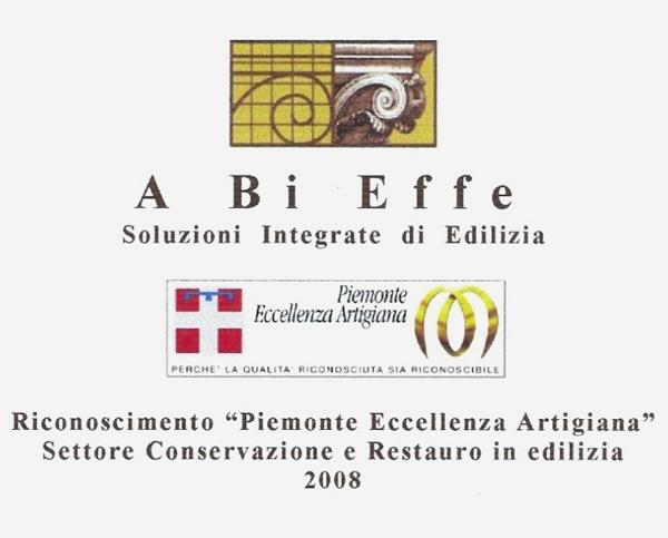 Certificazione A Bi Effe Impresa Eccellente ececllenza artigiana