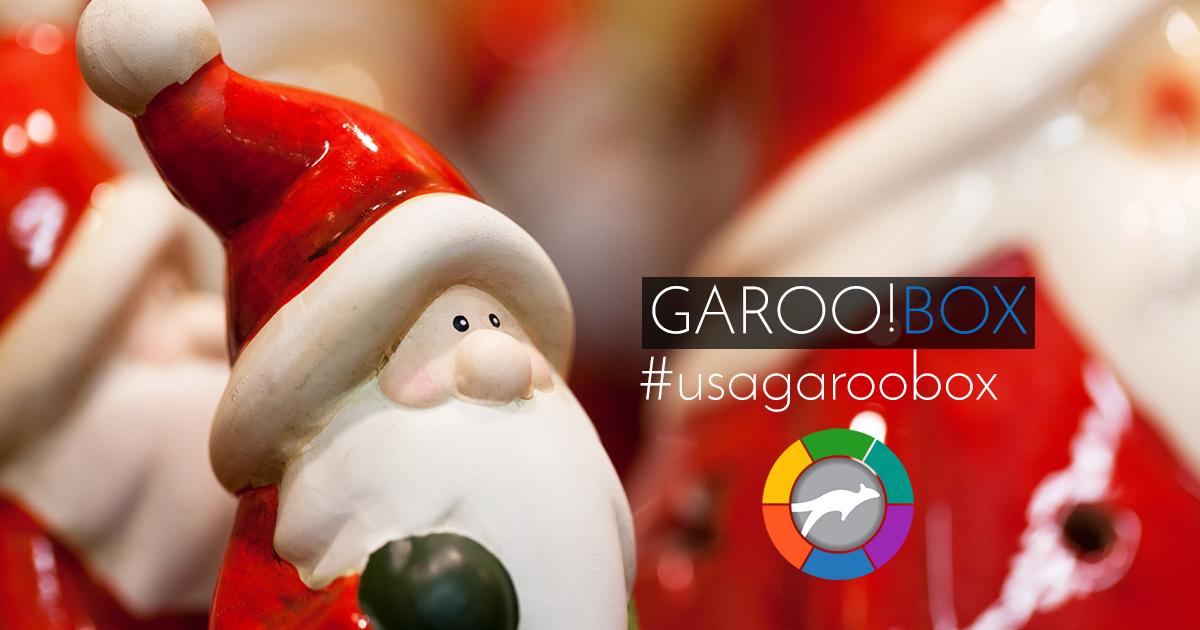 A Natale #usagaroobox