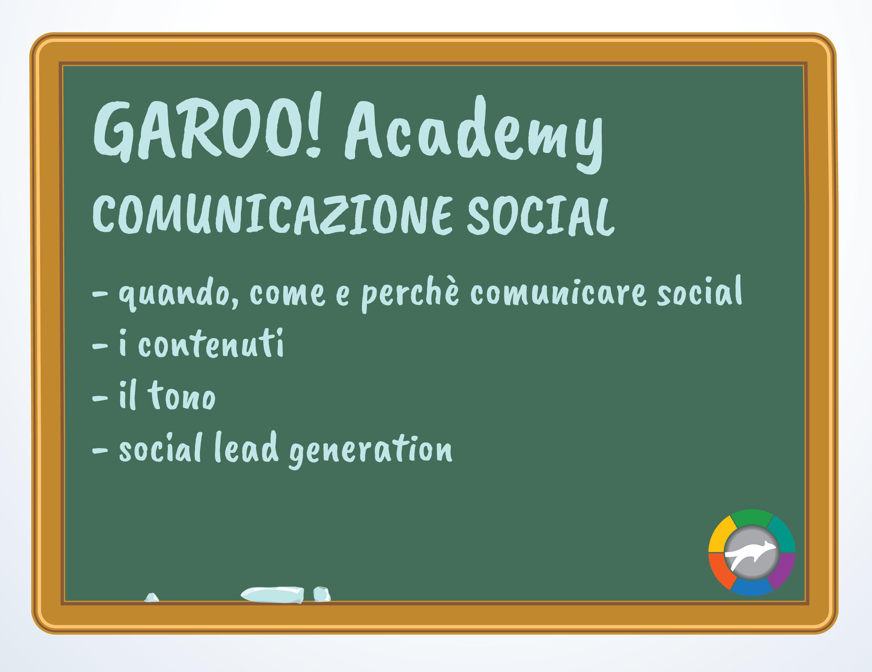 Anticipazioni sul corso dedicato alla comunicazione Blog & Social