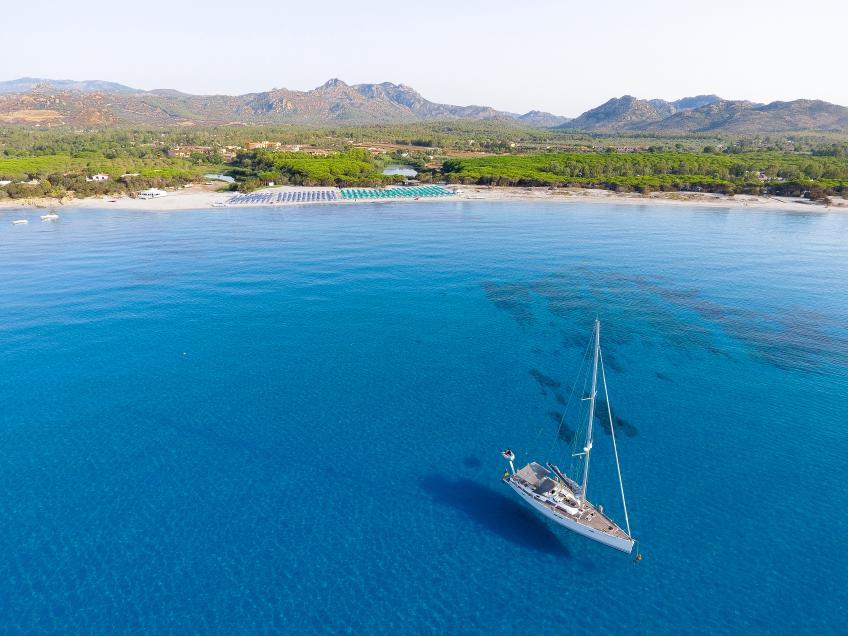 Sardegna - Cala Ginepro (Nu)