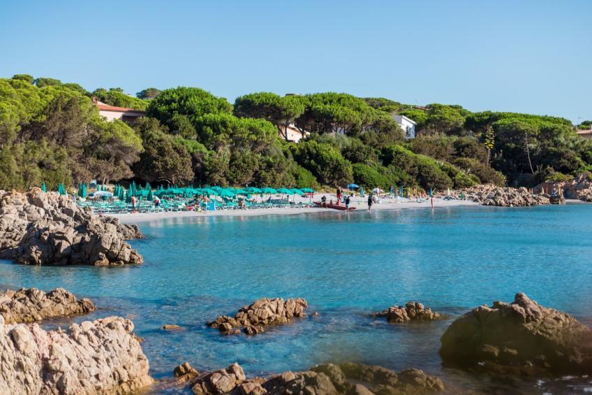 Sardegna - Baia Sas Linnas Siccas (Nu)
