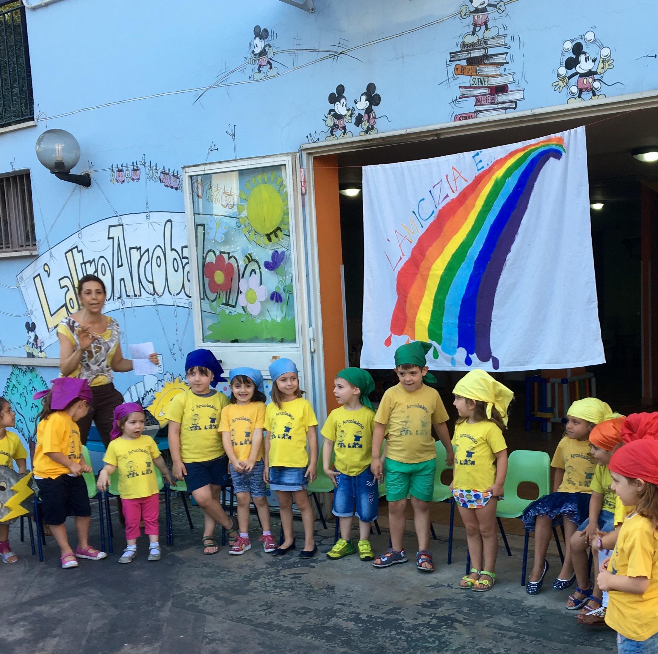 L'Arcobaleno - SALA PER FESTE