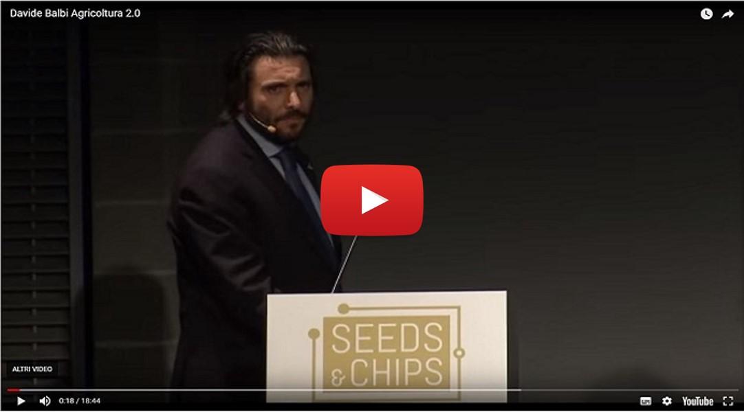Agricoltura 2.0 secondo Davide Balbi