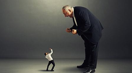 Come riconoscere un manager incompetente?