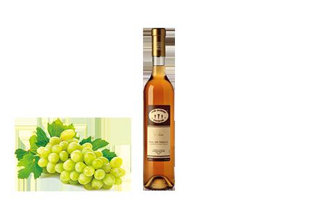 """Vin Santo """"Tre Chiodi"""" D.O.C. Bianco della Valdinievole"""