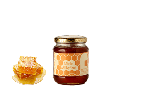 "Millefiori Honey ""Villa Guardatoia"""
