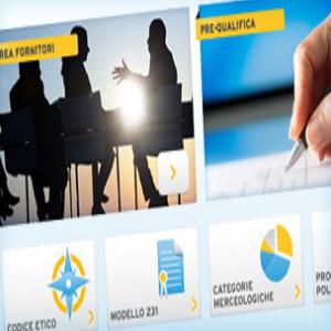 Nuovo portale fornitori Fastweb