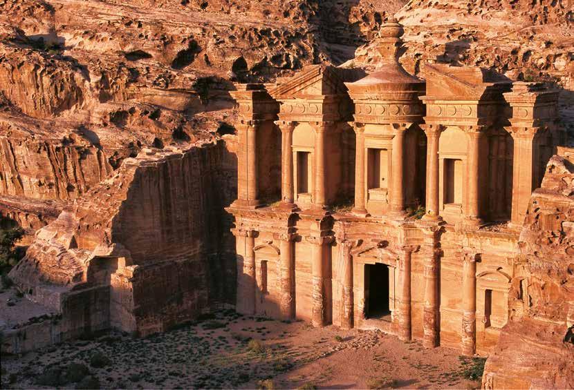 Viaggi in Giordania, Vernissage