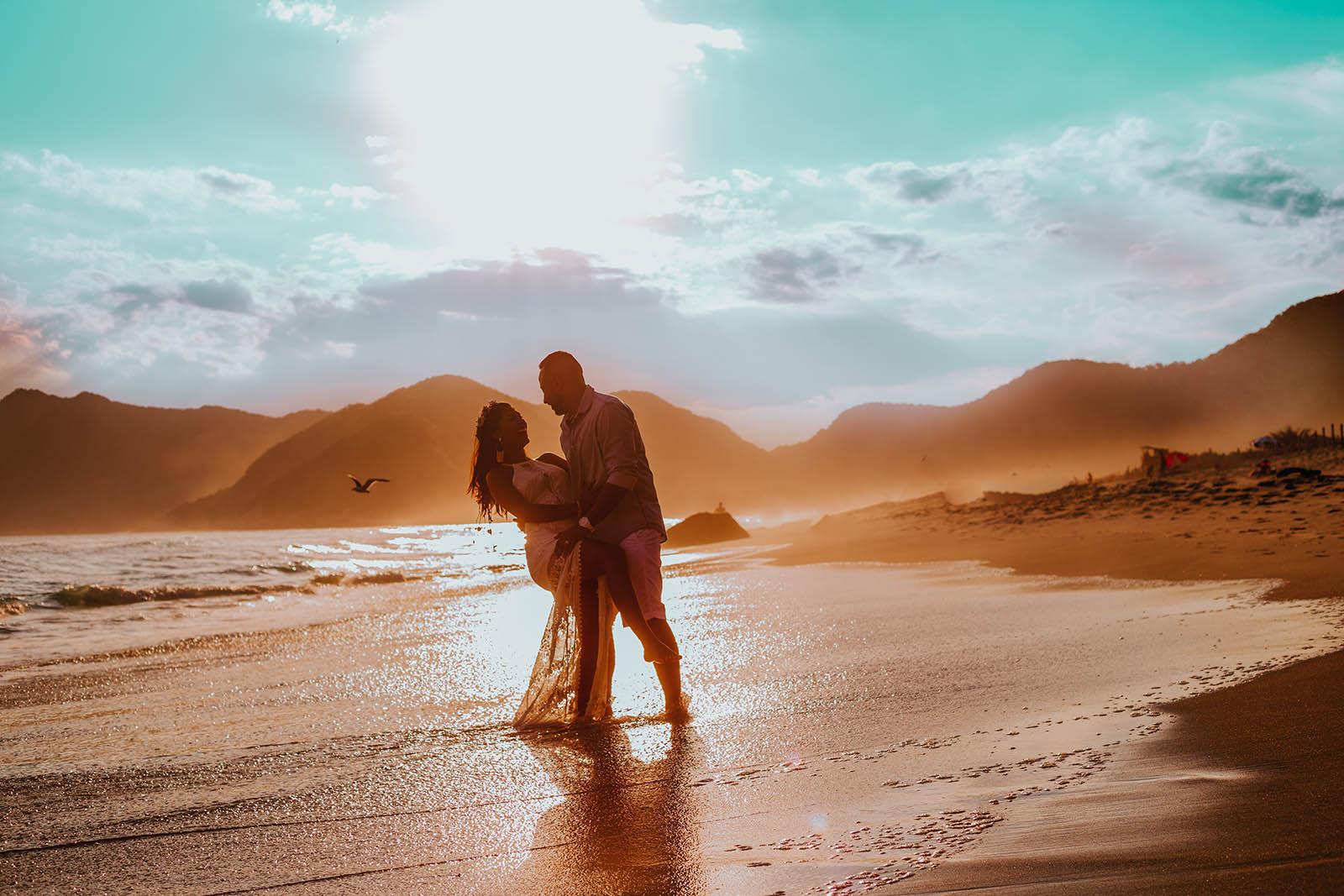Elisa & Fabio, viaggi di nozze Vernissage