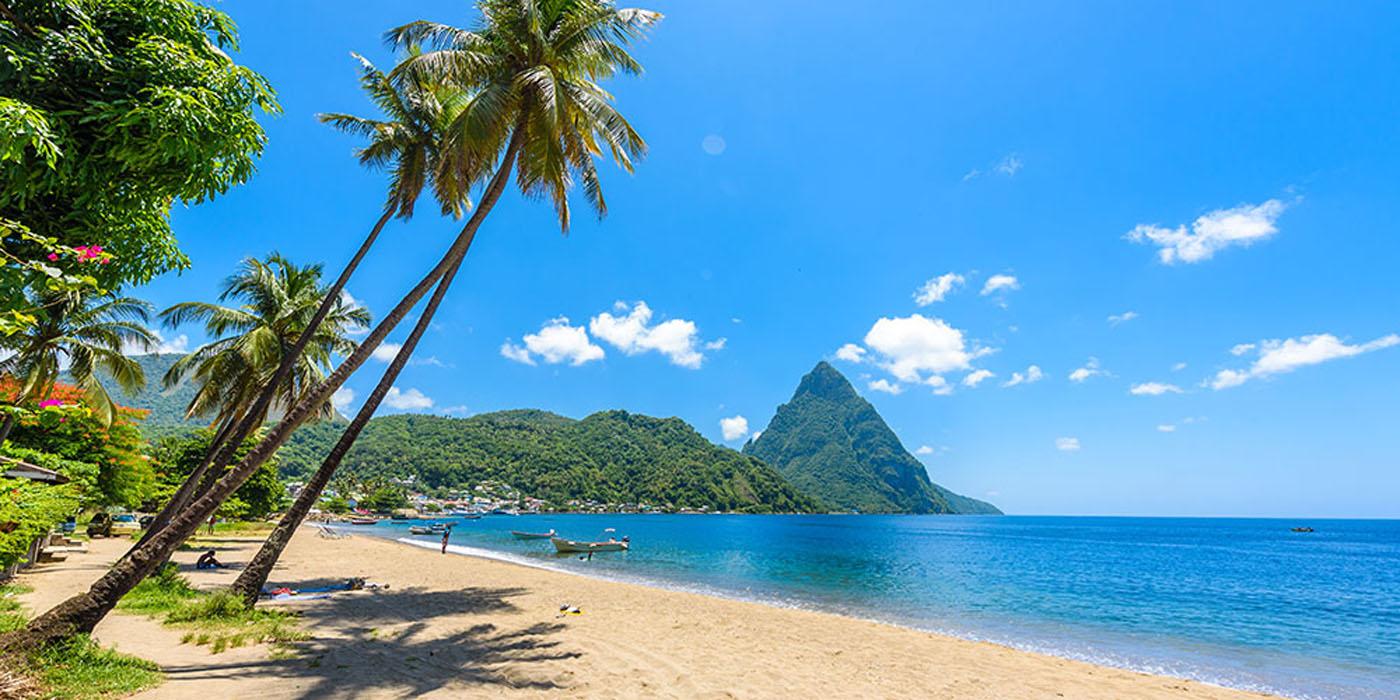 La romantica St.Lucia