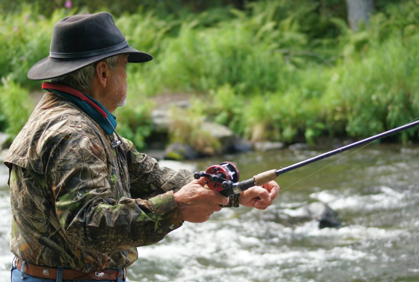 Maniaci dei Viaggi - Pesca sportiva