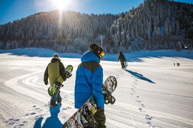 Maniaci dei Viaggi - Snowboard