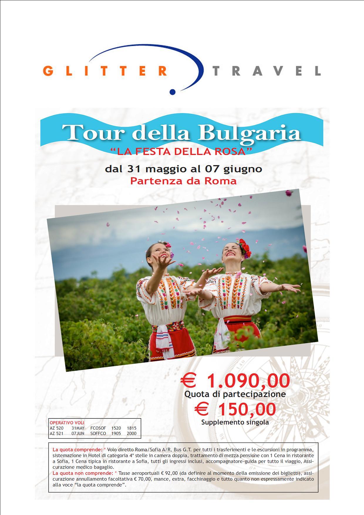 TOUR DI GRUPPO