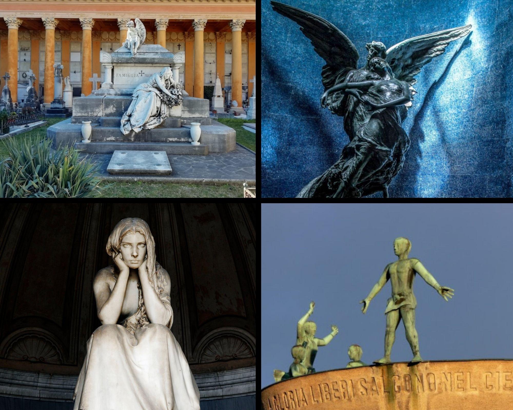 IL FASCINO DELLA MEMORIA - LA CERTOSA MONUMENTALE DI BOLOGNA Sabato 16 Ottobre