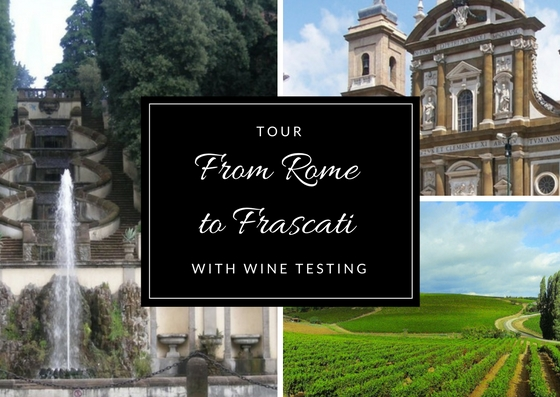 from roma to frascati wine testing