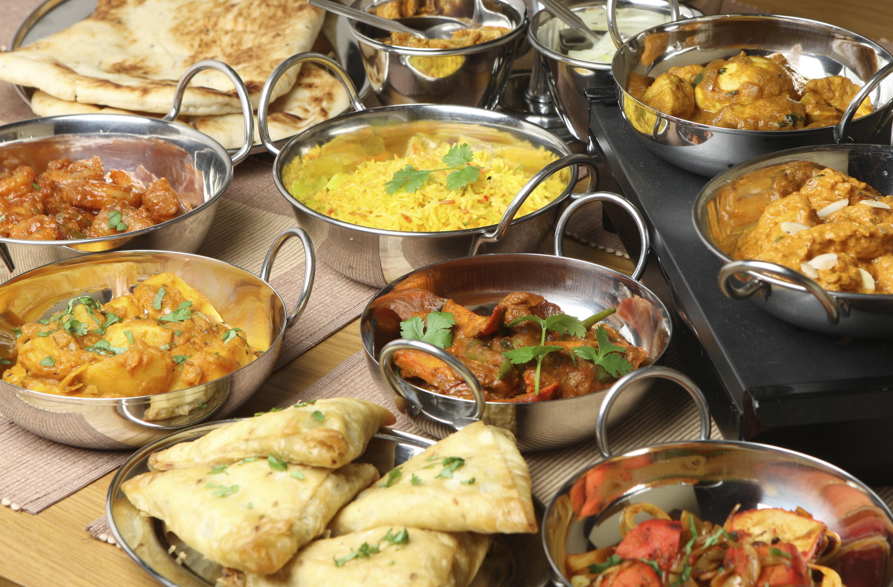 I mille volti della cucina indiana