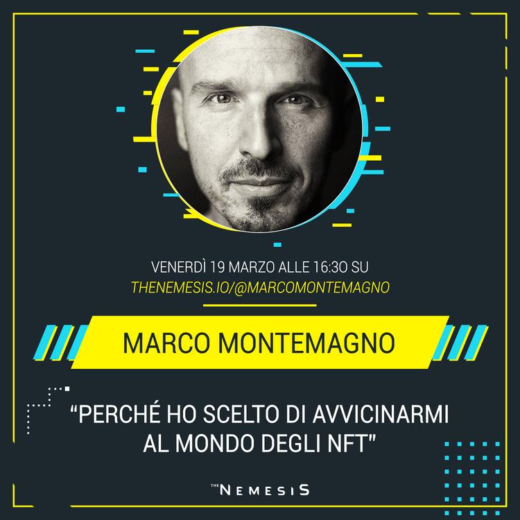 Marco Montemagno su The Nemesis