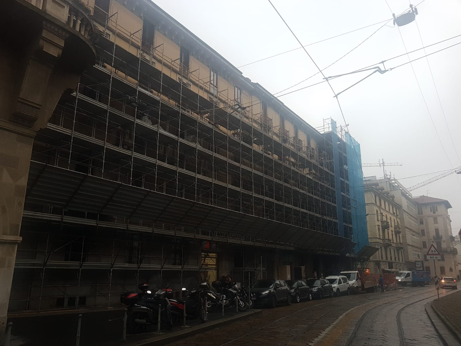 VIA LAMARMORA 36  - Milano